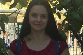<b>Gianina LUNGU</b></br>Psiholog clinician și adictolog