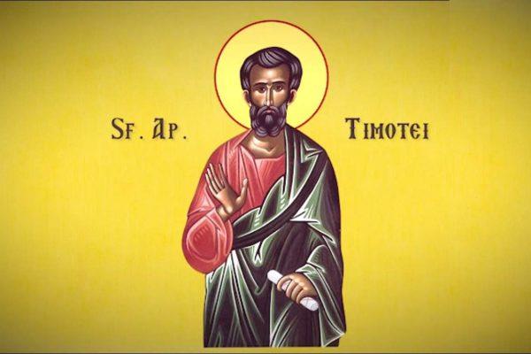 Sfântul Timotei și consumul de alcool