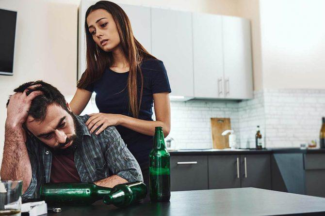 VIAȚA CU UN ALCOOLIC – Cum îl ajuţi?