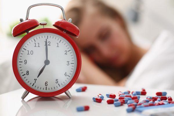 Dependența de  pastile de dormit –  de ce e important  să o eviți?